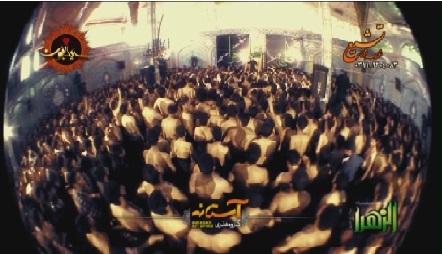 شهادت حضرت زهرا (س) 92 - فاطمیه دوم - کربلایی مهدی رعنایی، کاظم اکبری، عادل خوشرو